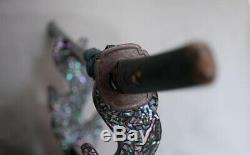 Antique Japanese genuine Edo Katana samurai NBTHK ozon kantei fine old Koshirae