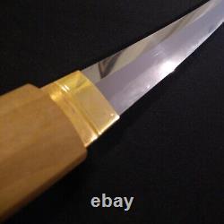 Extremely fine Yamagami Akihisa gendaito katana antique Japanese Samurai Sword