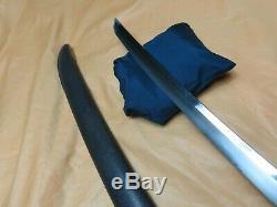 FIne Koshirae + shinshinto edo antique Wakizashi sword Samurai Japanese fuchi