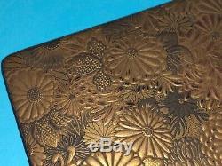 Fine Antique Japanese Edo Period Gold Lacquer Maki-e Box Arthur Kay Collection