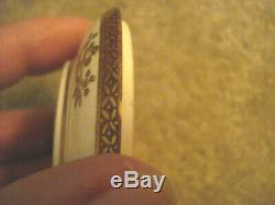 Fine Japanese Satsuma Miniature Box, Signed Ryuzan, Meiji Period