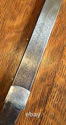 Fine Mounted Japanese, Koto era, Kuninobu Signed, Tanto/dagger