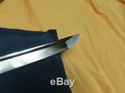 Fine Muromachi Bohi wakizashi antique sword Katana Samurai Japanese Tachi