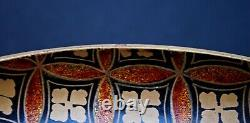 Fine Pair Of Antique Japanese Lacquer Dishes Meiji Period