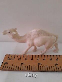 Japanese Netsuke, Okimono 19th C. Finely carved Camel