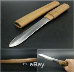 VG123 FINE Japanese short sword #wakizashi tsuba kashira seppa habaki